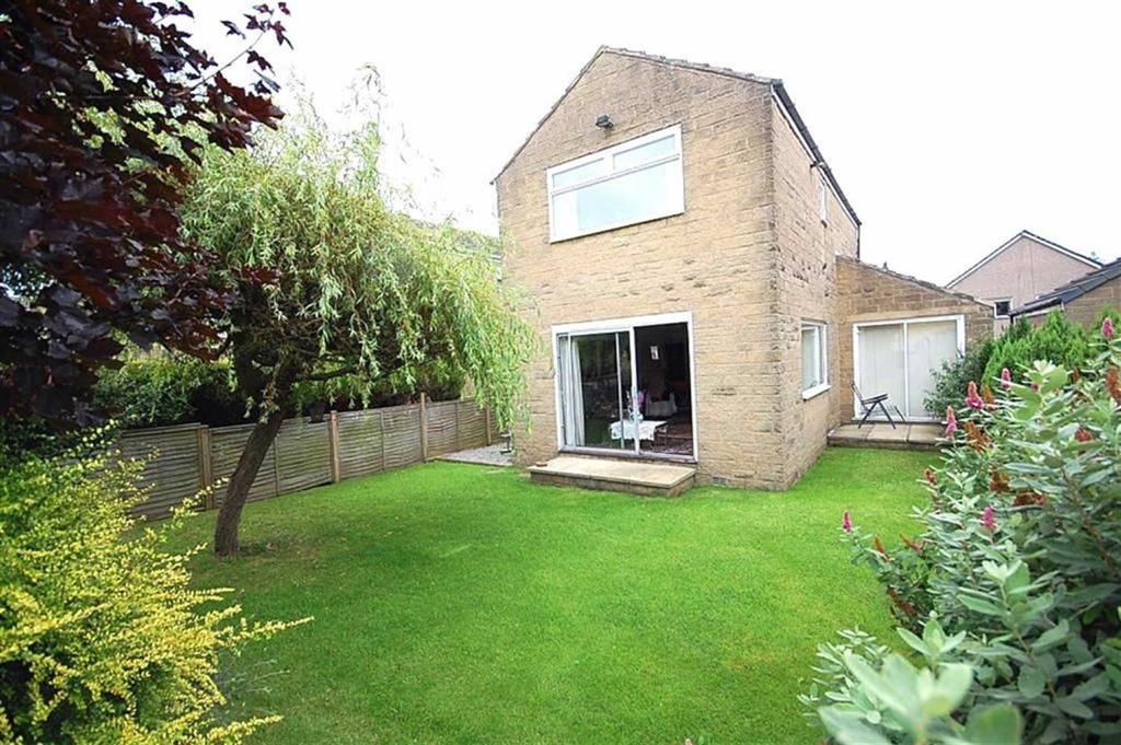 3 Bedrooms Detached House for sale in Kershaw Drive, Luddenden, Halifax, HX2