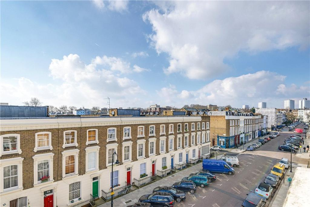 5 Bedrooms Terraced House for sale in Chalcot Road, Primrose Hill, London, NW1