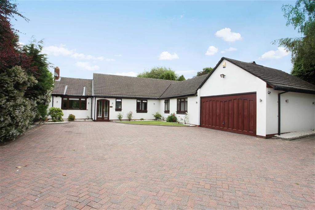 4 Bedrooms Detached Bungalow for sale in Alderhithe Grove, Sutton Coldfield, West Midlands