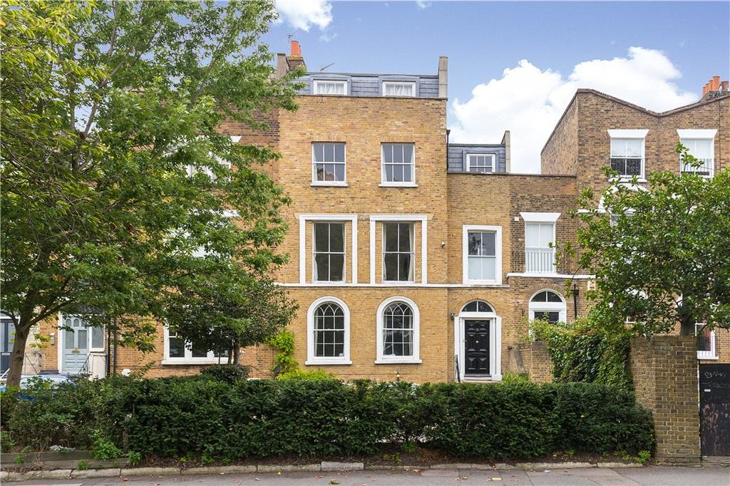 5 Bedrooms Terraced House for sale in Peckham Rye, Peckham, London, SE15