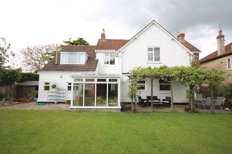 4 Bedrooms Detached House for sale in Norman Road, Saltford, Bristol
