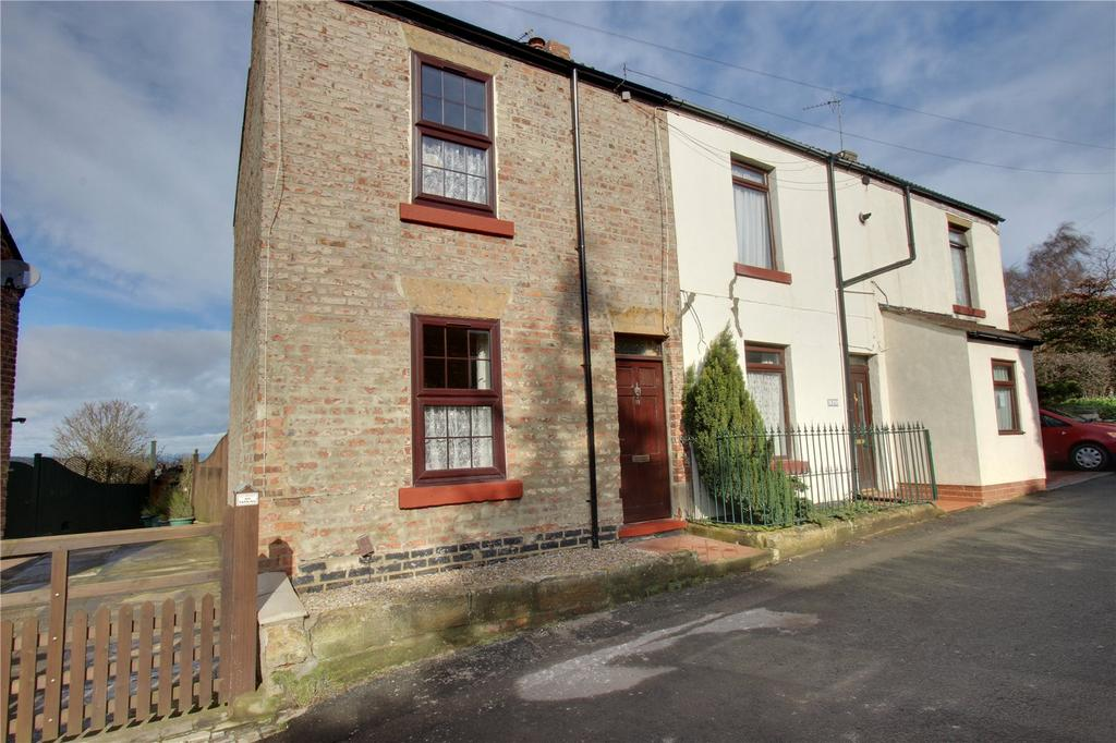 2 Bedrooms End Of Terrace House for sale in East Parade, Skelton-in-cleveland
