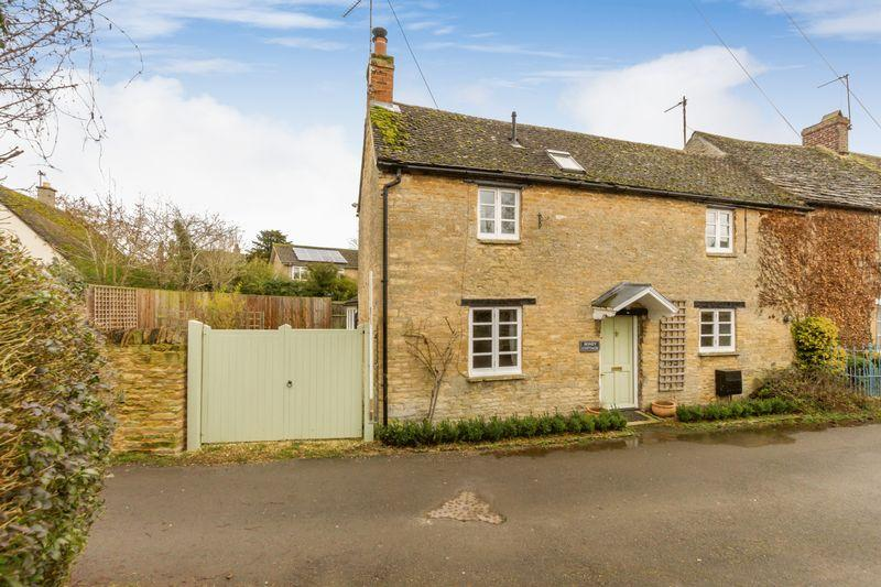 3 Bedrooms Cottage House for sale in Bampton