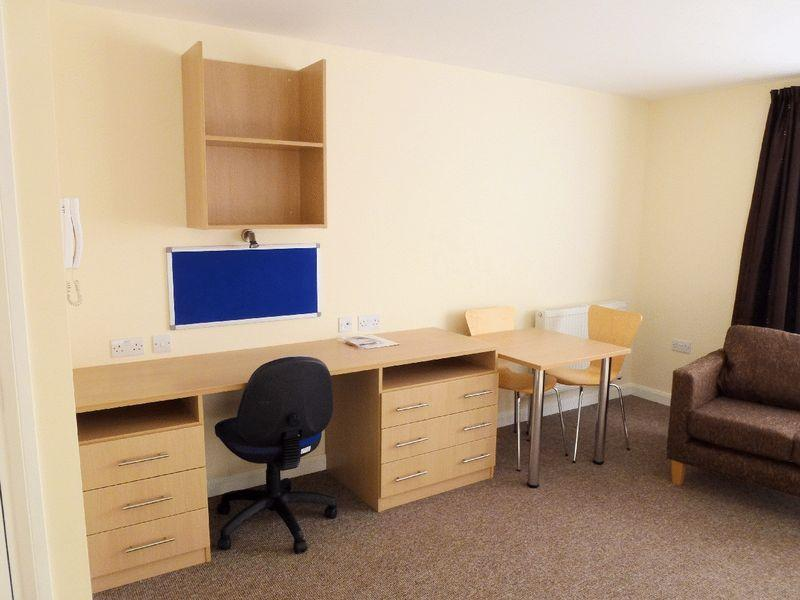 Desk and dining