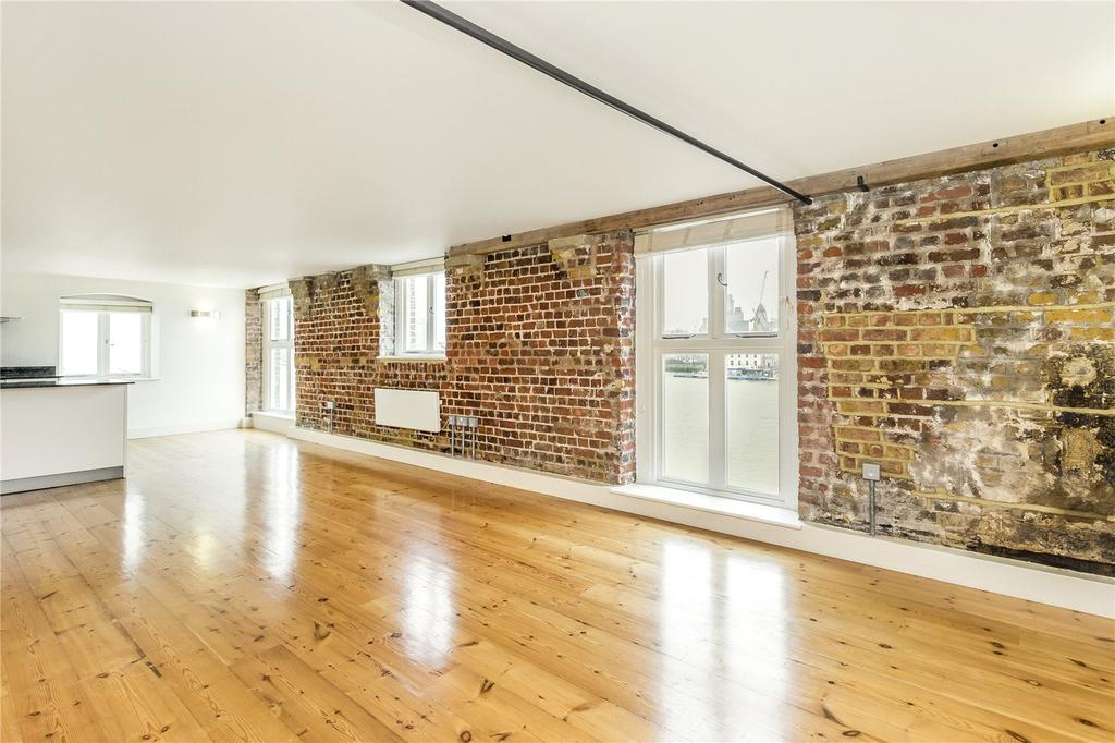 2 Bedrooms Flat for sale in New Archers Court, 99 Rotherhithe Street, London