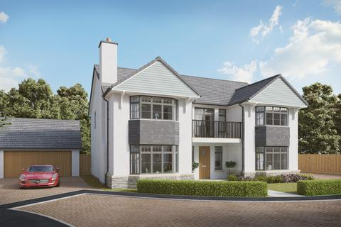 5 bedroom detached house for sale - The Oaks, Church Road