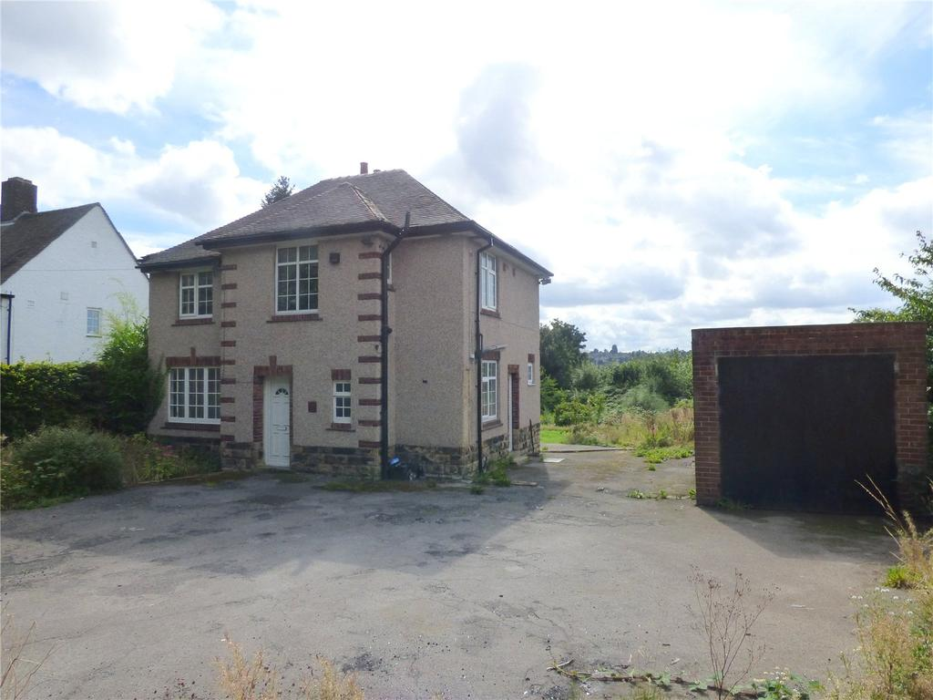 3 Bedrooms Detached House for sale in Leeds Road, Liversedge, WF15