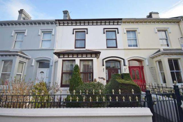 7 Bedrooms House for sale in Brunswick Road, Douglas, IM2 3LQ