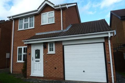 3 bedroom detached house to rent - Clark Drive, Melton Mowbray, Leicestershire