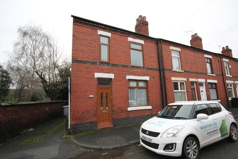 3 bedroom end of terrace house to rent - Market Close, Crewe