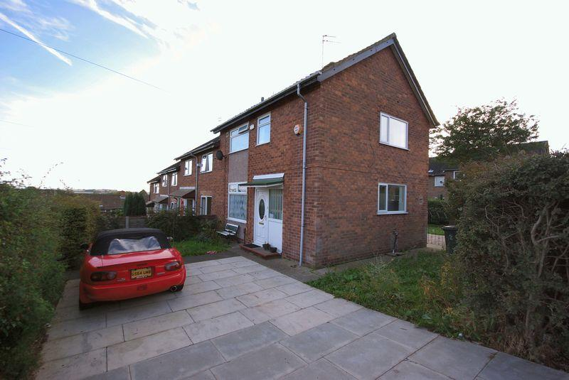 2 Bedrooms End Of Terrace House for sale in Lanark Close, Heywood