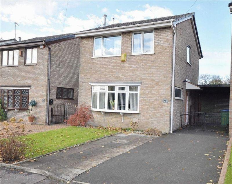 3 Bedrooms Detached House for sale in Bates Close, Rochdale