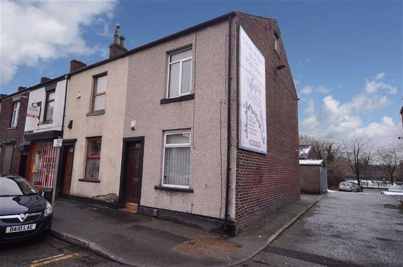 2 Bedrooms End Of Terrace House for sale in Manchester Road, Rochdale