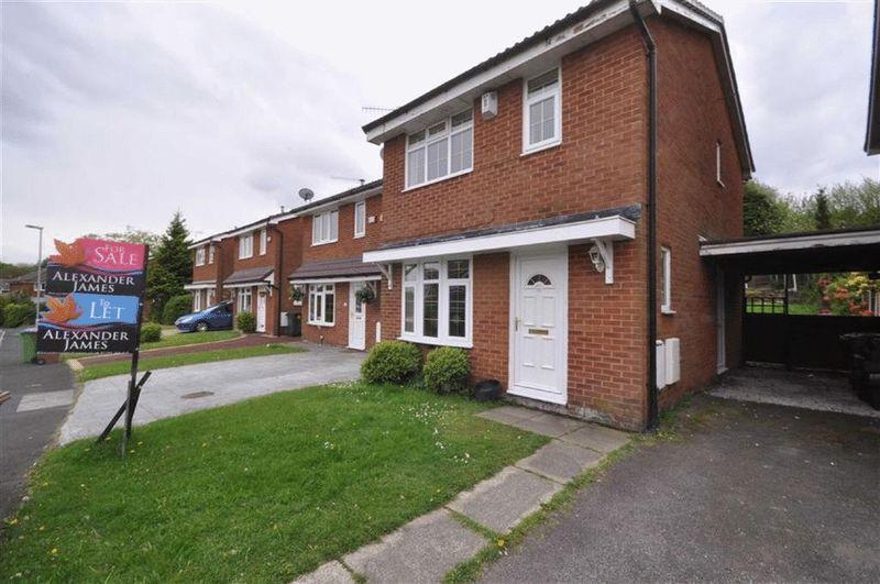 3 Bedrooms Detached House for sale in Fisherfield, Rochdale