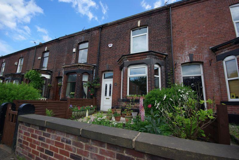 3 Bedrooms Terraced House for sale in Rochdale Road East, Heywood