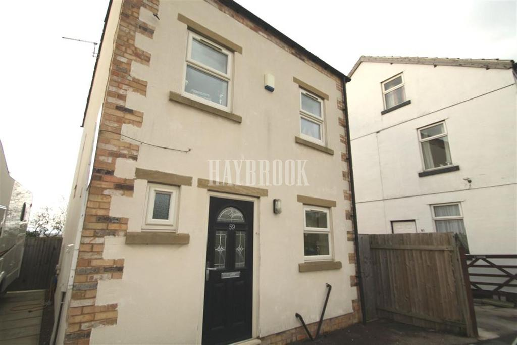 3 Bedrooms Detached House for sale in Station Road, Ryhill