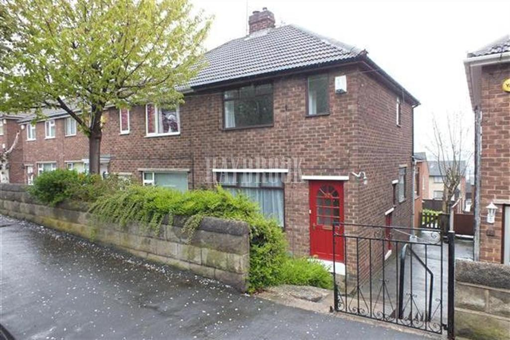 2 Bedrooms Semi Detached House for rent in Beacon road, Sheffield S9