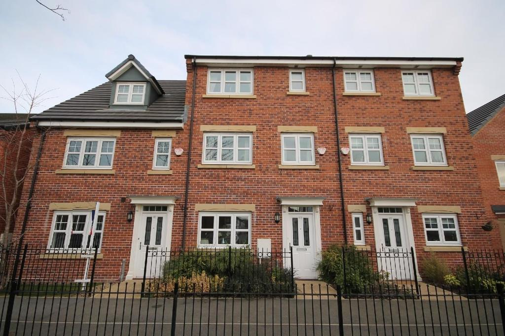 4 Bedrooms Town House for sale in St. Cuthberts Road, Stockton-On-Tees