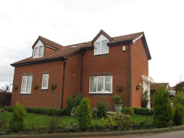 4 Bedrooms Detached House for sale in HILLSIDE CLOSE, BLACKHALL, HARTLEPOOL AREA VILLAGES