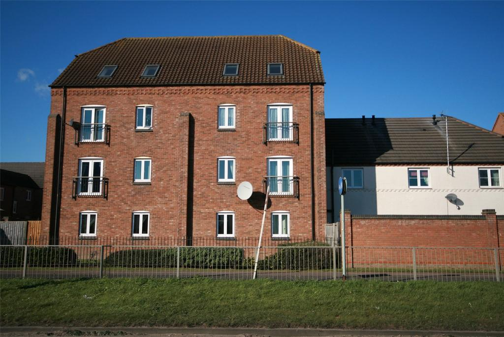 2 Bedrooms Flat for sale in The Mill, Kirton, PE20
