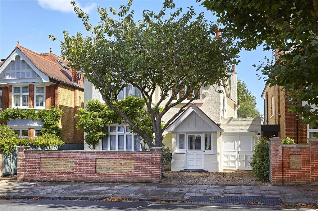 6 Bedrooms Detached House for sale in Larpent Avenue, London, SW15