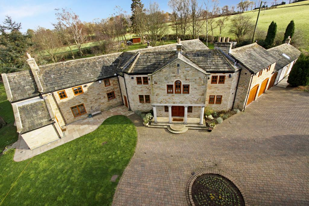 5 Bedrooms Detached House for sale in South Lane, Cawthorne, Barnsley