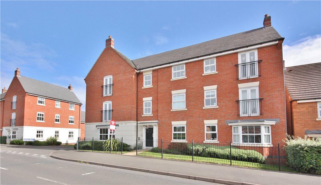 2 Bedrooms Apartment Flat for sale in Evesham Road, Headless Cross, Redditch, Worcestershire, B97