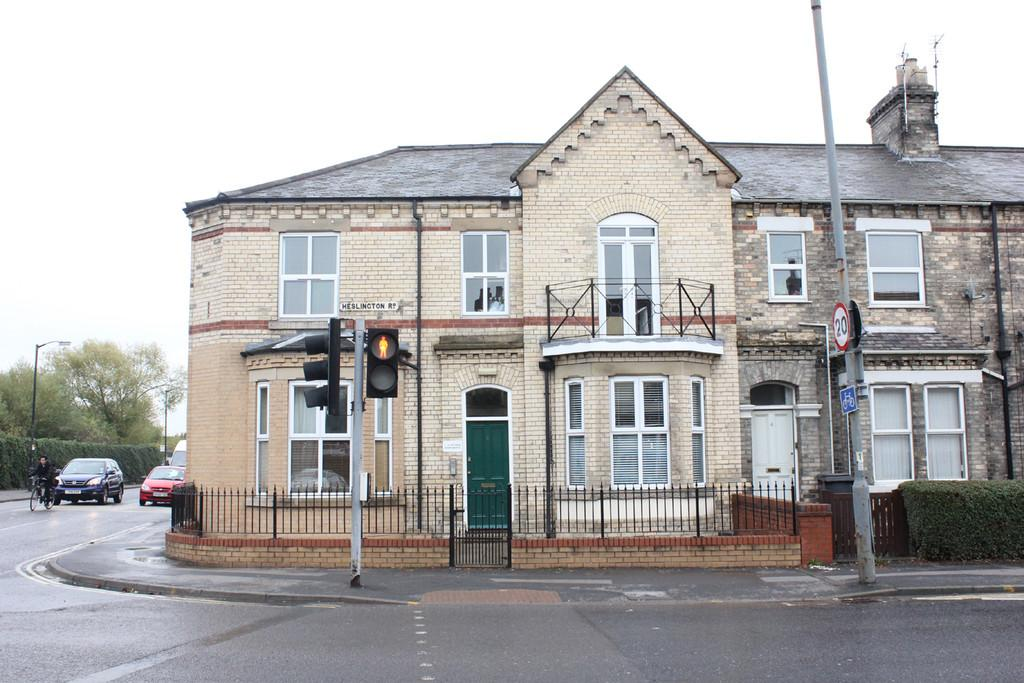 1 Bedroom Apartment Flat for sale in Heslington Road, York