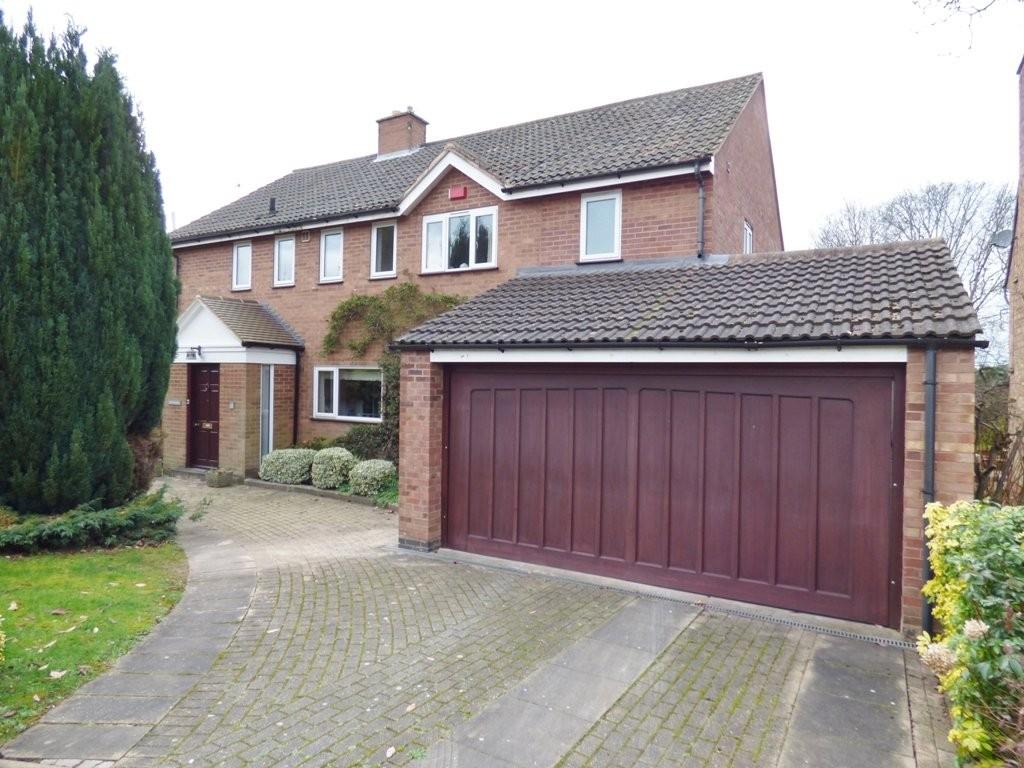4 Bedrooms Detached House for sale in Charnwood Close, Lichfield