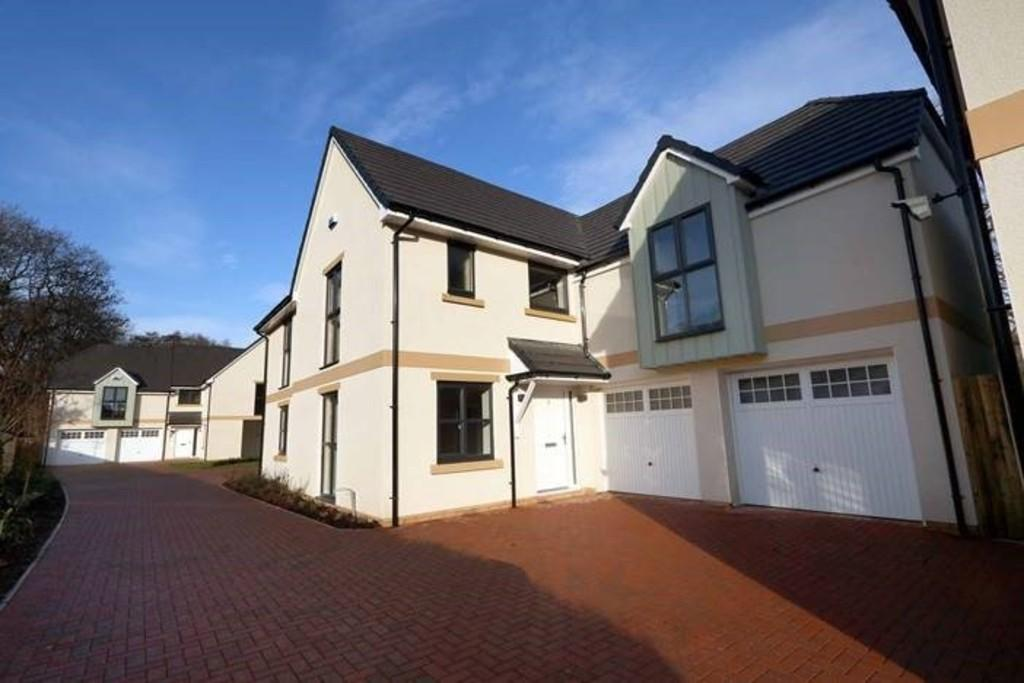 4 Bedrooms Detached House for sale in The Grove, Cardiff Road