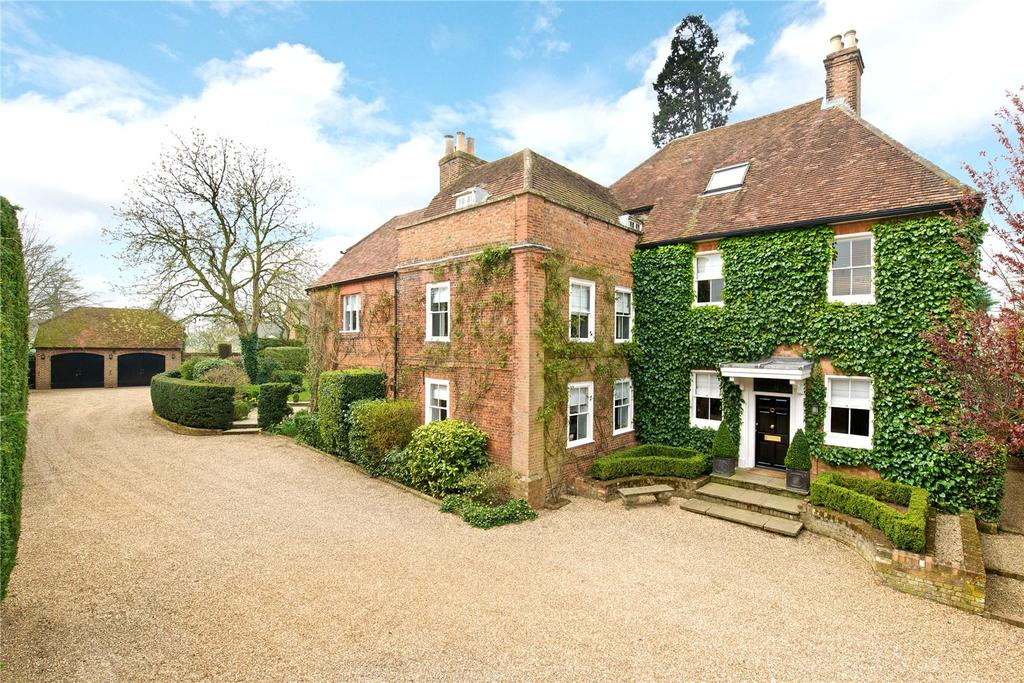 7 Bedrooms Unique Property for sale in Rectory Road, Steppingley, Bedford, Bedfordshire, MK45