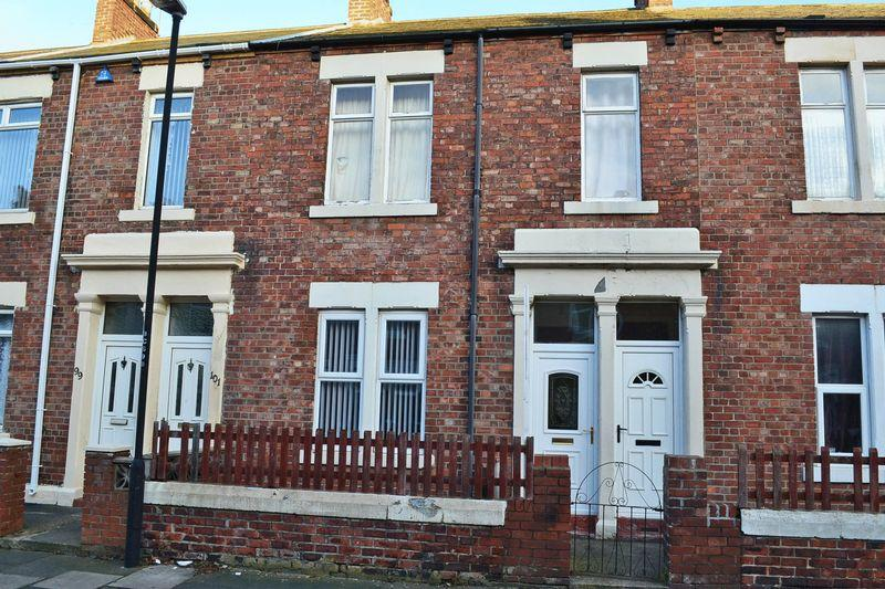 2 Bedrooms Apartment Flat for sale in Chirton West View, North Shields
