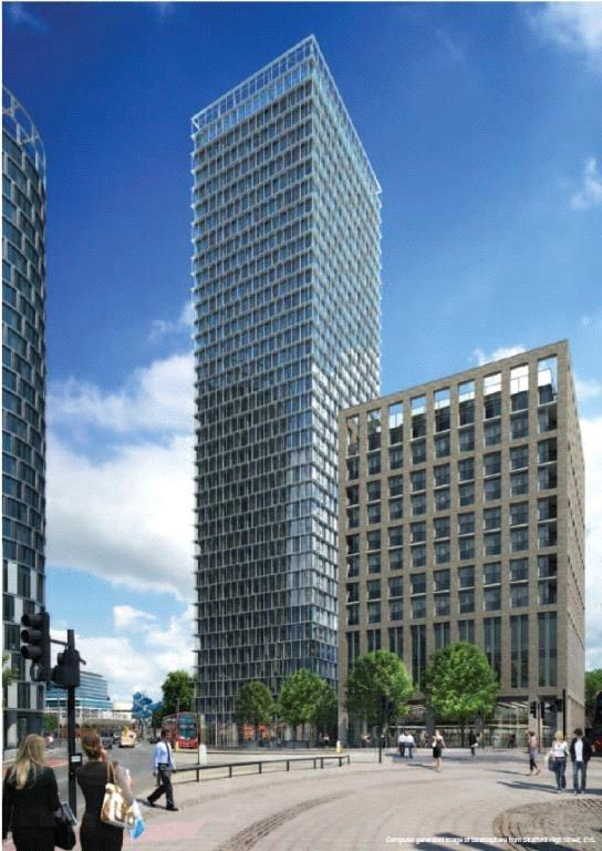 1 Bedroom Flat for sale in Stratosphere, Stratford, London, E15