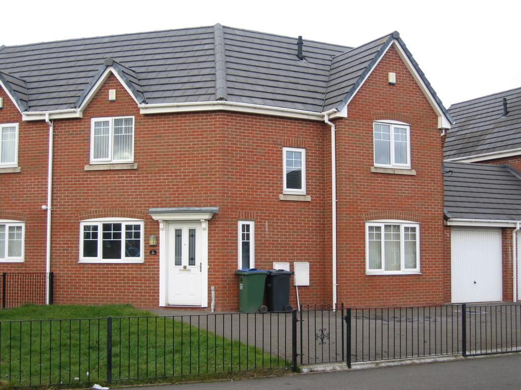 3 Bedrooms Semi Detached House for sale in Meyrick Road, West Bromwich B70