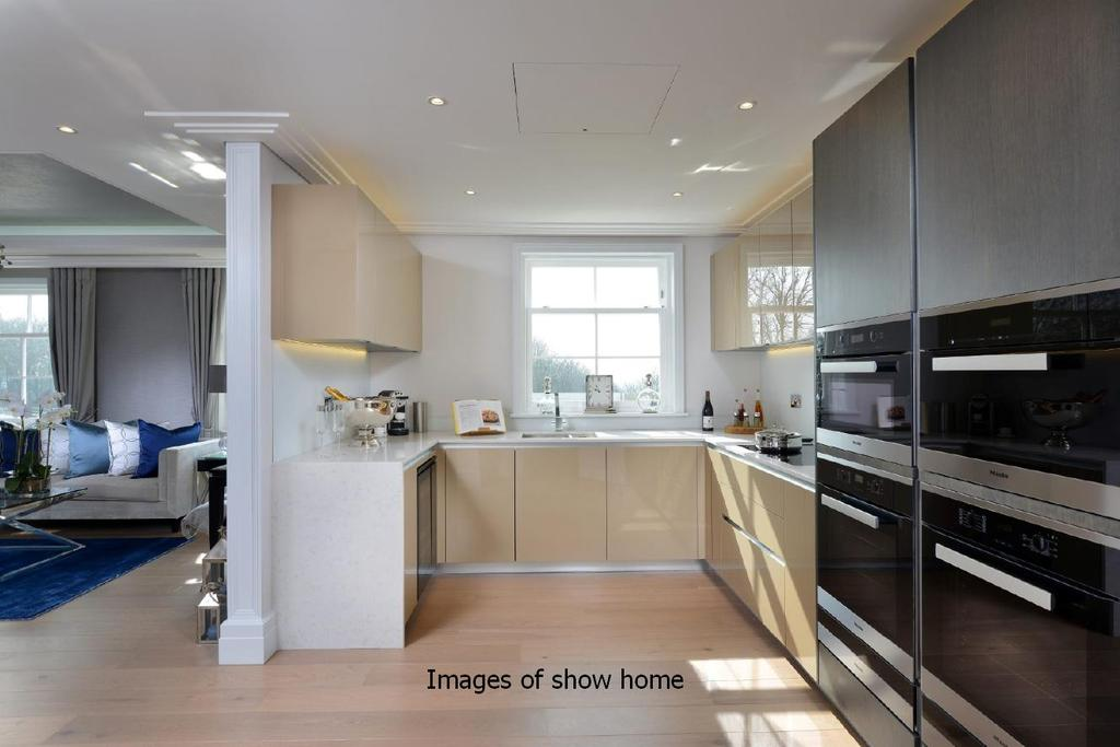 4 Bedrooms Town House for sale in Wimbledon Hill Park, Copse Hill, Wimbledon