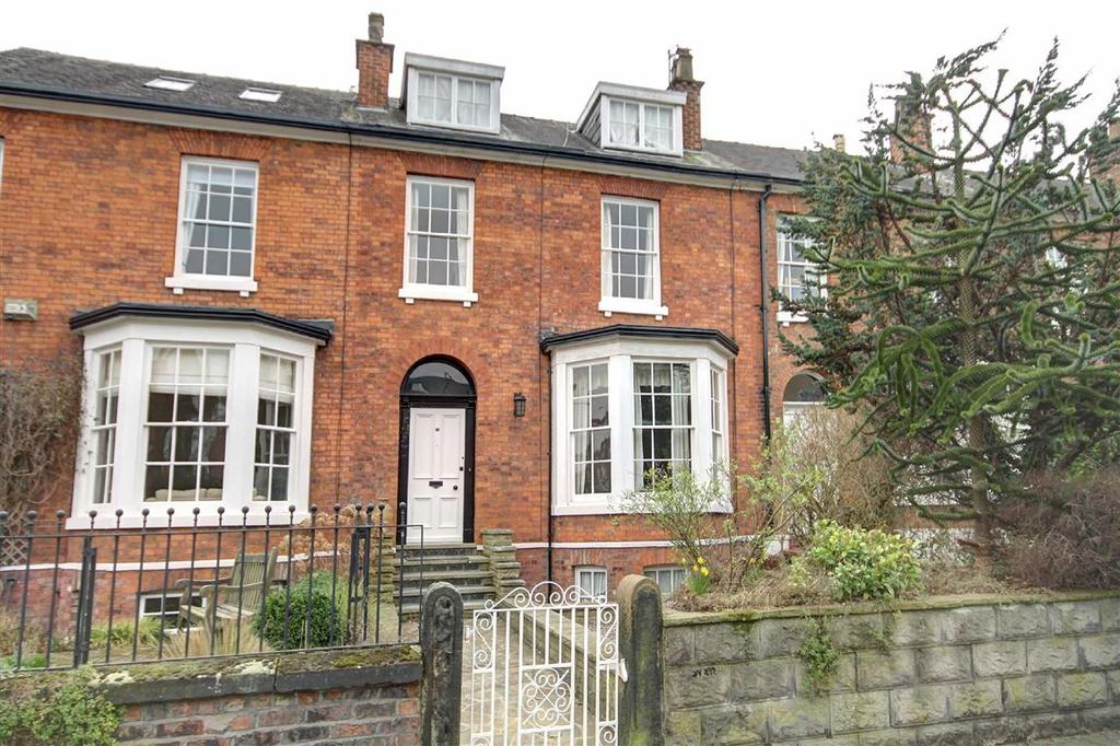 5 Bedrooms Terraced House for sale in Ashley Road, Hale, Cheshire