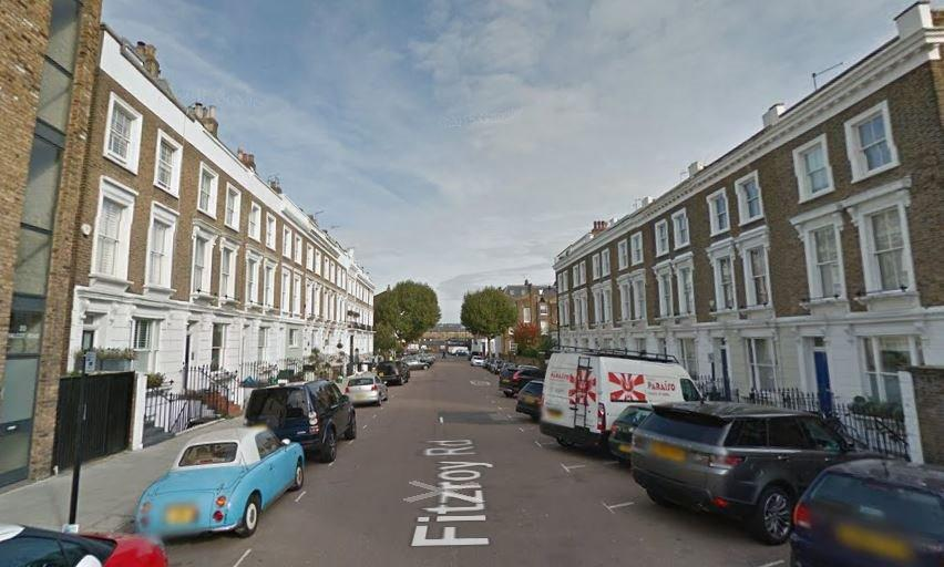 3 Bedrooms Apartment Flat for sale in Fitzroy Road, St John's Wood