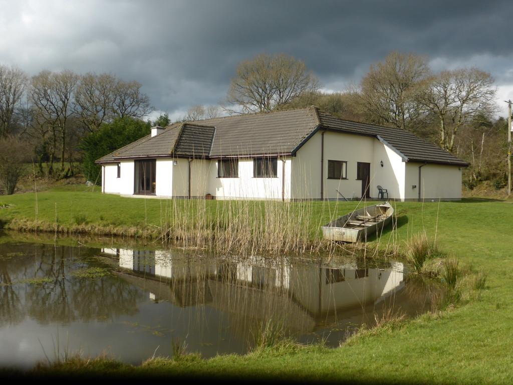 4 Bedrooms Detached Bungalow for sale in Bratton Clovelly, Okehampton