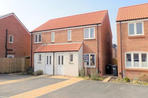 2 bedroom semi-detached house to rent - Yarlington Mill Cranbrook EX5