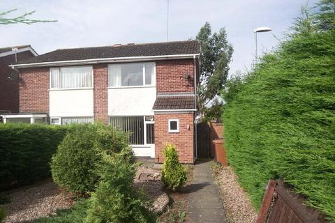 2 bedroom semi-detached house to rent - Solway Close, Melton Mowbray, Leicestershire