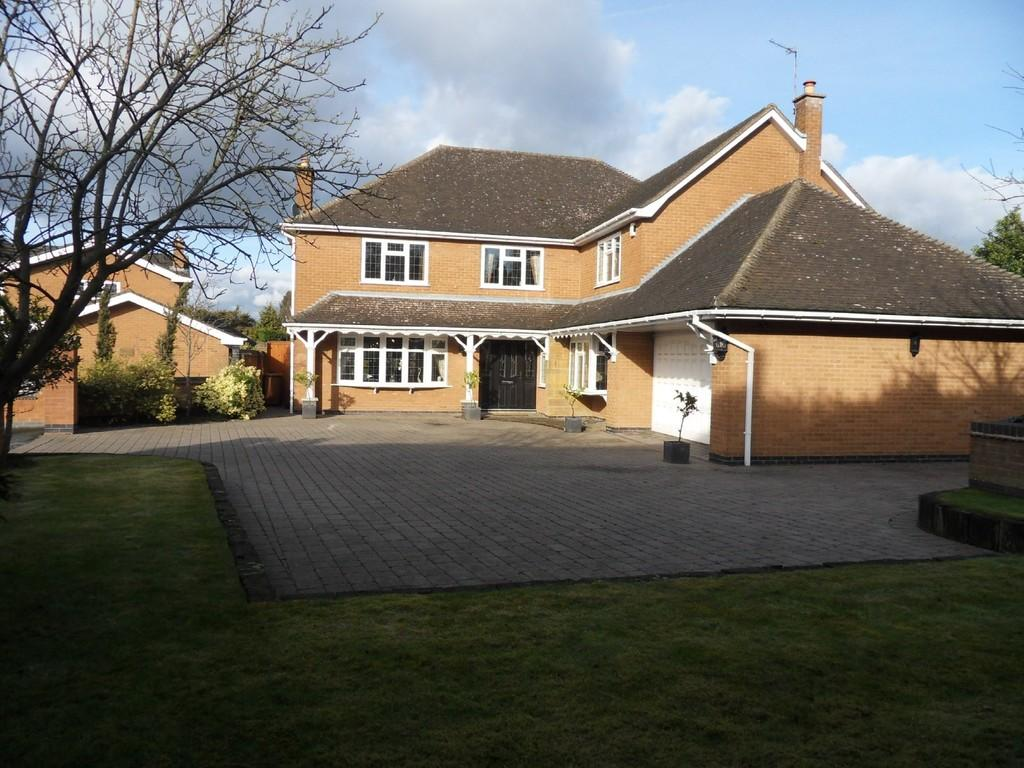 5 Bedrooms Detached House for sale in The Rills, Hinckley