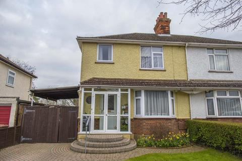 3 bedroom semi-detached house for sale - Highbury Crescent, Bury St. Edmunds