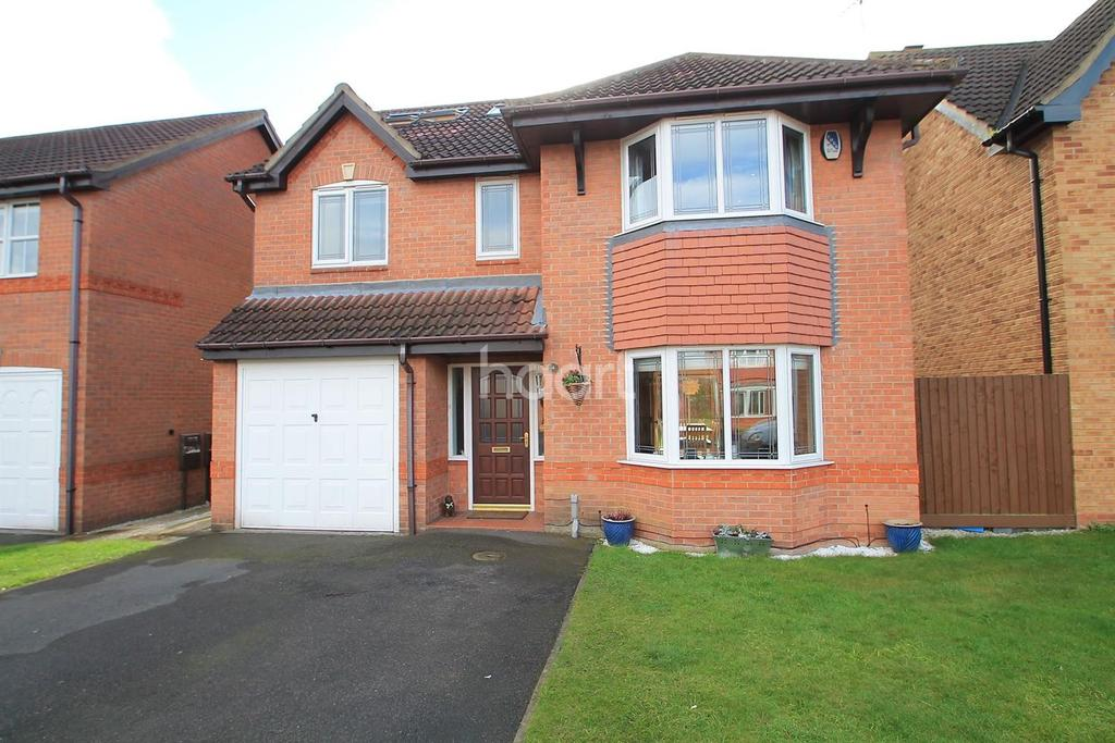 5 Bedrooms Detached House for sale in Cumbria Grange, Gamston, Nottinghamshire