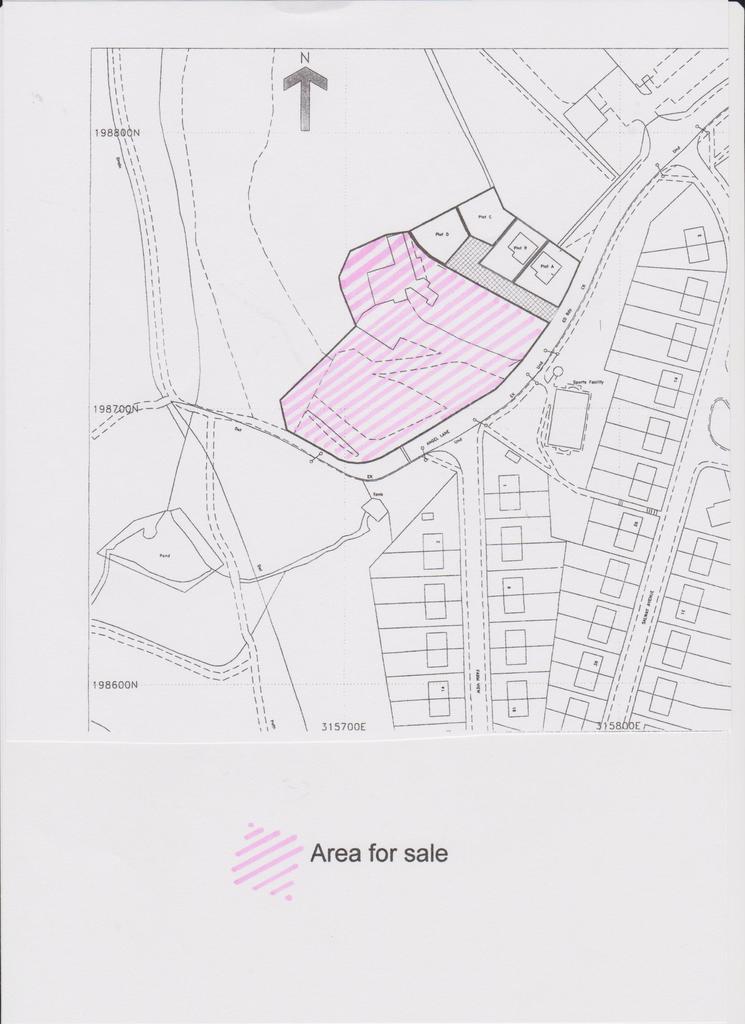Plot Commercial for sale in Britannia, Angel Lane, Aberbargoed CF81