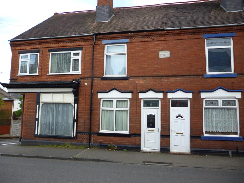 2 Bedrooms Terraced House for sale in NEW STREET, QUARRY BANK, BRIERLEY HILL DY5