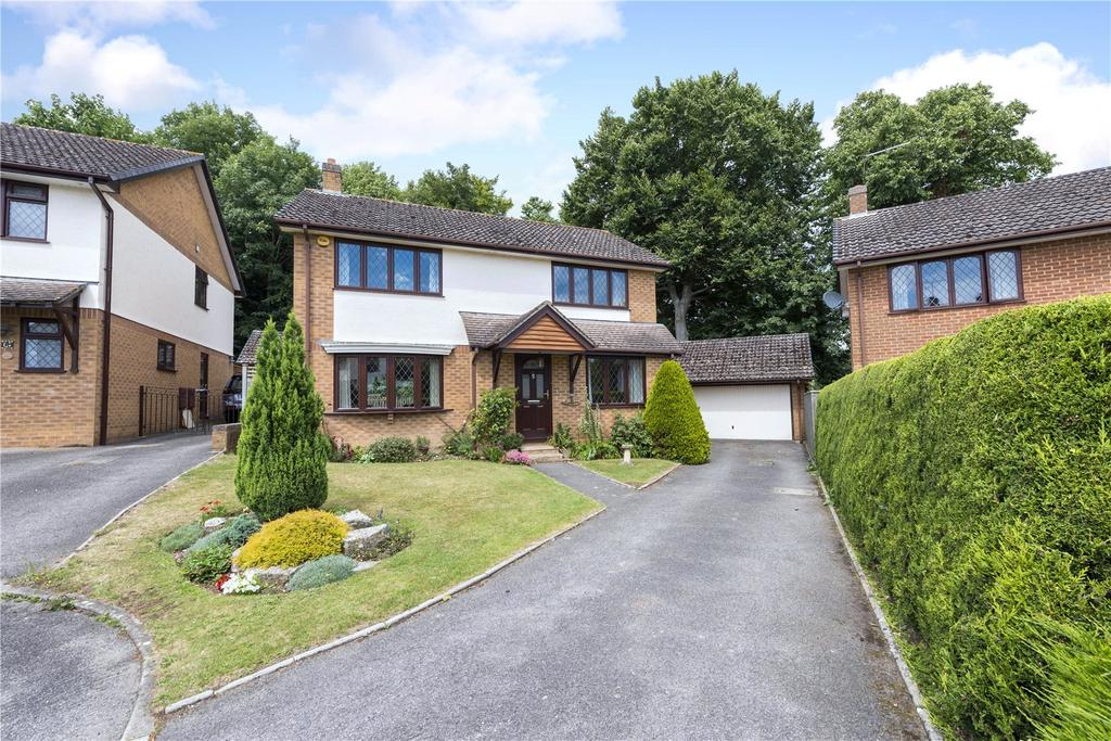 4 Bedrooms Detached House for sale in Cereleton Park, Charlton Marshall, Blandford Forum, Dorset