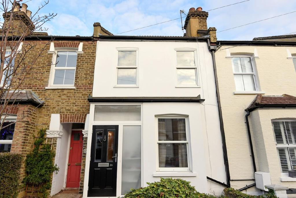 3 Bedrooms Terraced House for sale in Cochrane Road, Wimbledon, SW19
