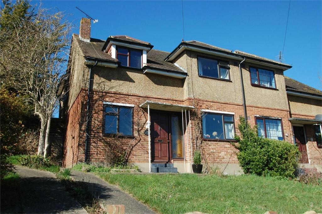 3 Bedrooms Semi Detached House for sale in Madden Avenue, Chatham, Kent