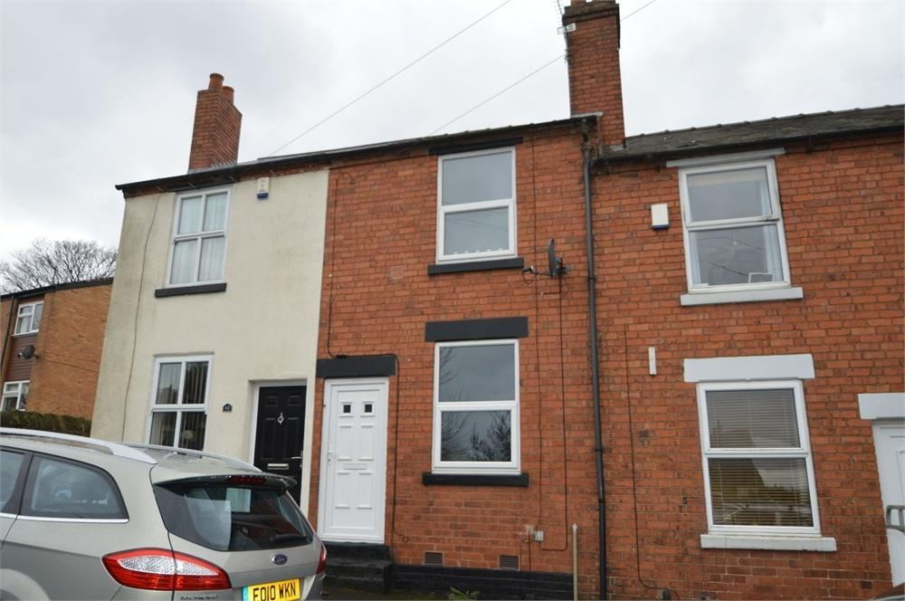 2 Bedrooms Terraced House for sale in Inhedge Street, Dudley, West Midlands