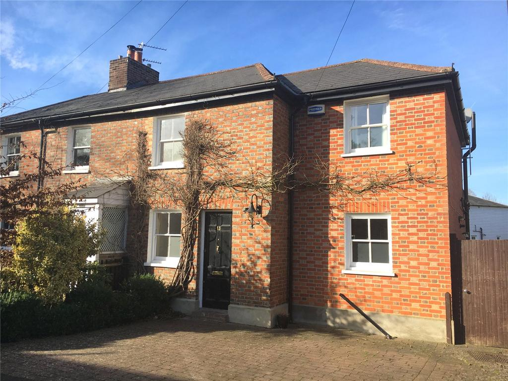 3 Bedrooms End Of Terrace House for sale in Hartslands Road, Sevenoaks, Kent